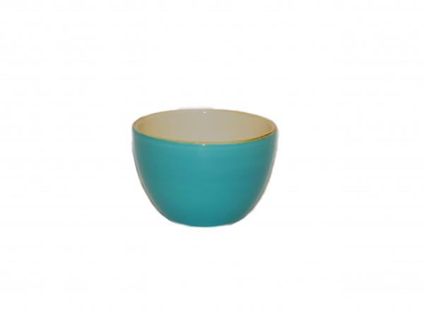 Grün und Form Dipschale Türkis D10 cm
