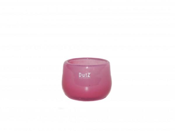 Dutz Teelichthalter Pot H6cm D8cm - verschiedene Farben
