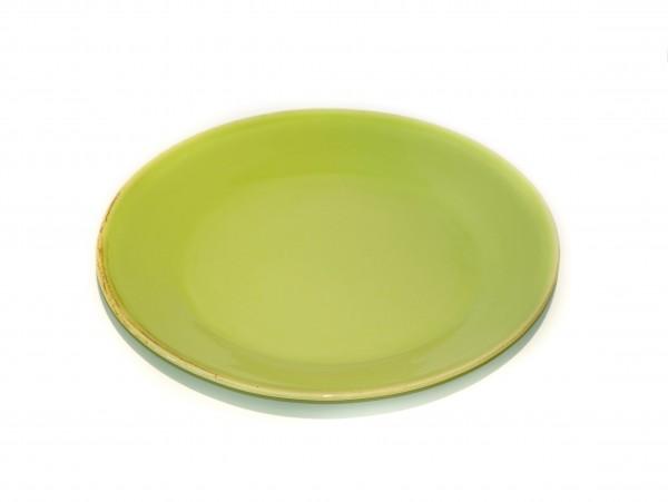 Grün und Form Speiseteller Hellgrün D28cm