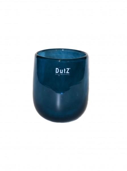 Dutz Vase Barrel Navy - verschiedene Größen