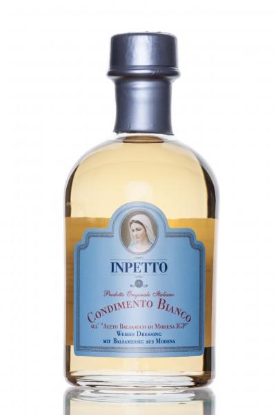 Inpetto Condimento Bianco - weißer aceto balsamico - 250ml