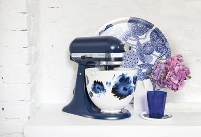 Küchenmaschine 4,8 L Artisan Sondermodell mit Keramikschüssel incl. Schnitzelwerk