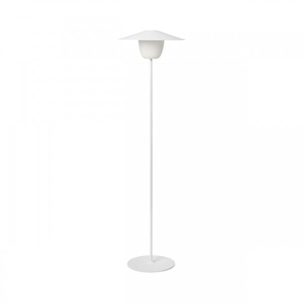 Blomus Ani Lamp LED-Leuchte Lampe mit Akku weiß