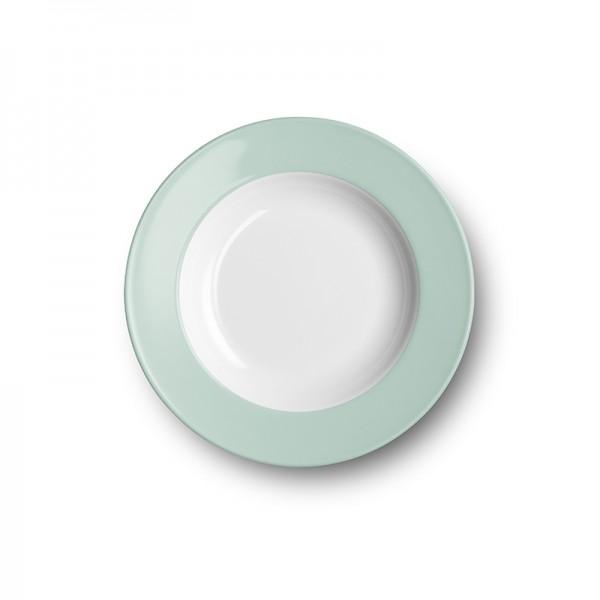 Dibbern Solid Color Teller tief 23cm Fahne - in verschiedenen Farben
