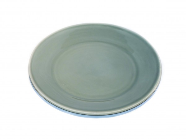 Grün und Form Speiseteller Olivgrün D28cm