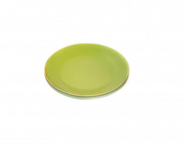 Grün und Form Frühstücksteller Hellgrün D22cm