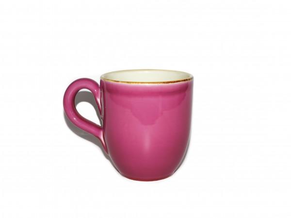 Grün und Form Becher Pink H11,5 cm