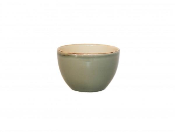 Grün und Form Kleine Schale Olivgrün D13 cm