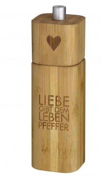 """Räder Pfeffermühle - """"Liebe gibt dem Leben Pfeffer"""""""