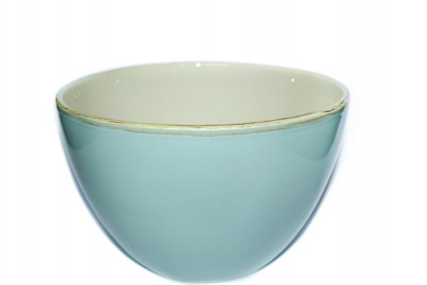 Grün und Form Salatschüssel Aqua in 3 Größen
