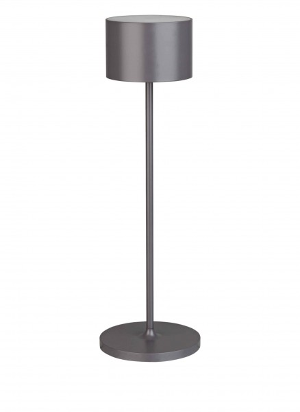 Blomus Farol Mobile LED-Lampe dunkelgrau