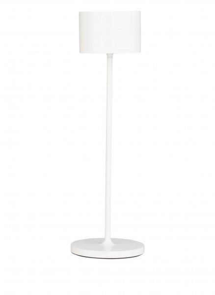 Blomus Farol Mobile LED-Lampe weiß