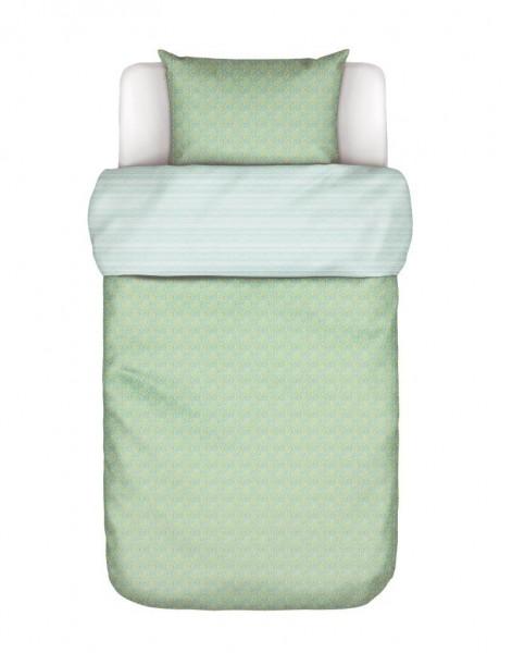Maro O' Polo Bettwäsche Flori Soft Green