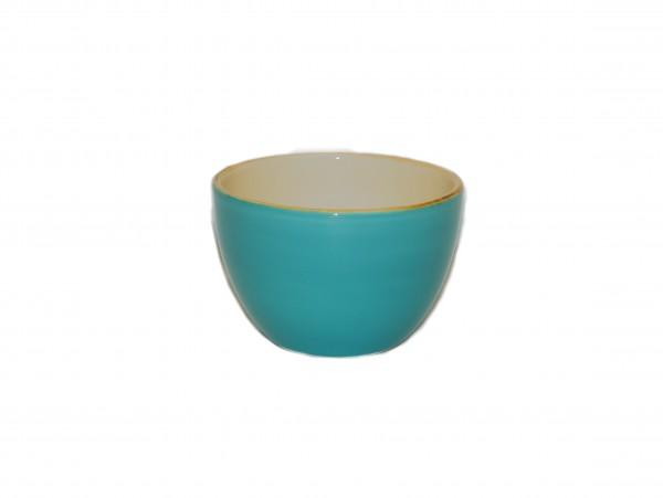 Grün und Form Kleine Schale Türkis D13 cm