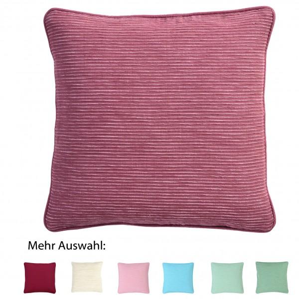 Sander Kissenhülle Breeze - 40 x 40 cm - Verschiedene Farben