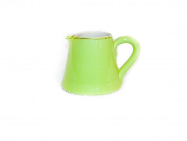 Grün und Form Milchkrug Hellgrün