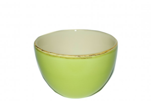Grün und Form Salatschüssel Hellgrün - 3 Größen