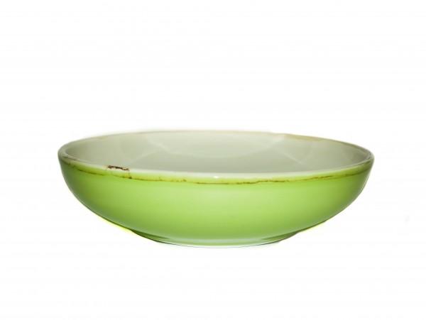 Grün und Form Suppenteller Hellgrün D21cm