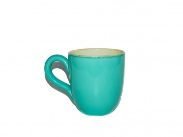 Grün und Form Becher Türkis H11,5 cm