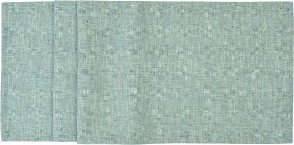 Sander Tischläufer Laurin 40 x 150 cm - Blau