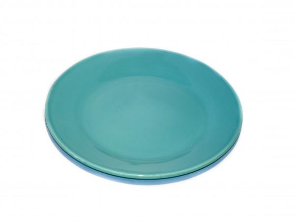 Grün und Form Speiseteller Türkis D28cm