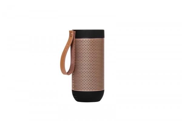 Kreafunk - aFUNK 360° Bluetooth Lautsprecher Schwarz